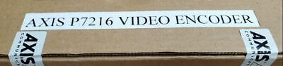 Axis Communications P7216 0542-004 16-channels Rack-mountable Video Encoder
