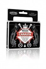 CANASTA PLAYING CARDS QUEENS SLIPPER CASINO QUALITY DOUBLE DECK