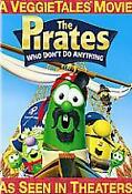 Veggie Tales DVD Pirates