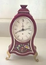 Vintage Goldbuhl Musical Wind-up Alarm Clock - West Germany