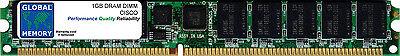 1 Go DRAM DIMM Mémoire RAM POUR Cisco 3925/3945 routeurs (MEM-3900-1GB)