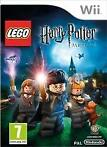 Wii game: Lego Harry Potter jaren 1-4