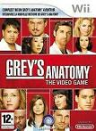 Grey's Anatomy The Video Game - Wii