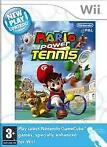 Mario Power Tennis (New-Play-Control) (Wii) Morgen in huis!