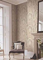 Installation of all kinds of wallpaper with attention to detail