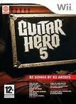 Nintendo - Guitar Hero 5 - Wii