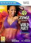 Nintendo - Zumba Fitness World Party & Fitness Belt - Wii