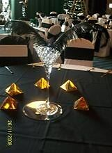 40cm Martini Vases Wedding Table Decorations