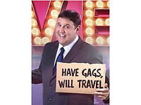 Peter Kay Tickets Birmingham - BANK HOL WEEKEND! Sun 6th May 18 - BLOCK B!!