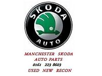 SKODA OCTAVIA PARTS BREAKING SPARES WINDOW GLASS USED / NEW MANCHESTER / STOCKPORT / BURY