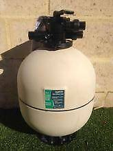 SAND FILTER DEMO TOP AUSTRALIAN BRAND SELLING COST TO CLEAR $399 Subiaco Subiaco Area Preview