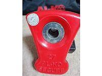 ALKO Secure Wheel Lock kit No.27