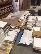 Acrylic/Perspex OFFCUTS - DIY, Building, Signage UP TO 70% OFF Thomastown Whittlesea Area Preview