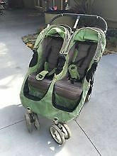 Poussette double City mini de baby jogger