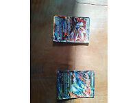 Mega Salamence XY171 and Solgaleo GX SM16