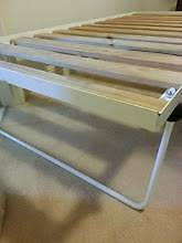 Portable bed with mattress Pickup only Dalkeith Nedlands Area Preview