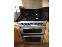 Dual Fuel Cooker Cooker (Stoves Model DF600)