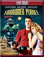 Forbidden Planet HD DVD - brand new