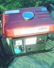Generator 1200W Acacia Hills Kentish Area Preview