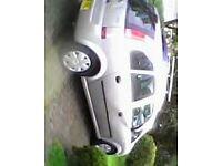 vaux hall meriva twinport petrol for sale