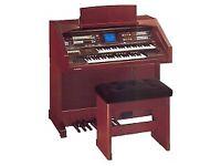 Used Technics G100c Organ