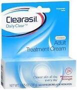 Clearasil Adult Cream