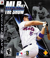PS3 MLB 07 The Show - Mint