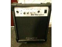 Elevation guitar amp