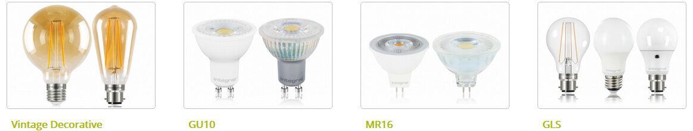 L.E.D.bulbs