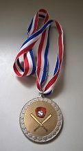 Hockey, Ice Skiing & President's Choice Triathlon Series Medals