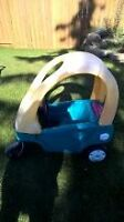 Little Tikes Car.