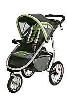 Poussette Graco de jogging fastaction fold