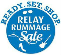 Relay For Life Rummage Sale @ 55 St. Clair Avenue West