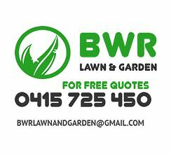 BWR Lawn and Garden Ryde Ryde Area Preview