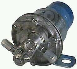 CLASSIC CAR 12v electric fuel pump ( suction ) with electronic contacts SU Type