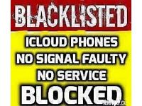 CASH FOR N0 SERVICE B..LOCKED ICLOUD IPHONE 7 7 plus 6s SE Samsung S7 S6 and more