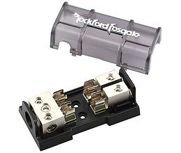 NEW-Rockford-Fosgate-RFFDAGU-Fused-AGU-Distribution-Block