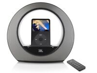 JBL Radial Micro Docking Loud Speaker (Black)