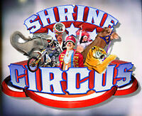 Shrine Circus Tickets for 2