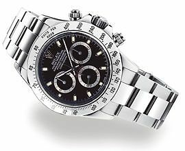 NEW Rolex Daytona Cosmograph reference 116520 Stainless