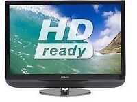 Hitatchi 19 Inch HD TV, LCD, Build in Digital, Remote. Fully working. NO OFFERS