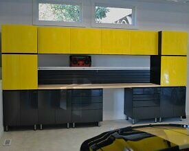European Inspired Cabinets from Garage Systems London Ontario image 4