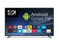 "BRAND NEW 65"" GOODMAN 4k SMART TV,NEED QUICK SALE"