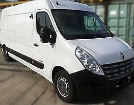 Great Renault Master MWB High Top