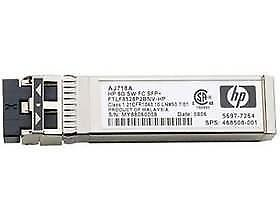 489191-001& 468508-002 Two Port PCIe v2.0 8G Fibre Channel Host Bus Adapter