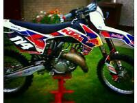 Ktm 85sx parts (wanted,)