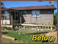 Fence & Deck Construction