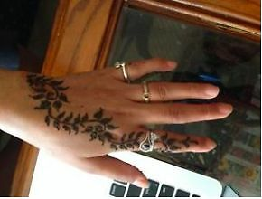 henna tatto starting at $5 London Ontario image 3