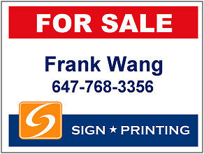 ForSale Sign Posts