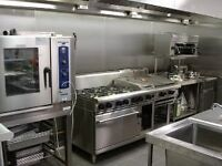 Kitchen staff full time full training given